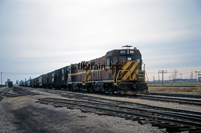 RRV1994110002 - Red River Valley & Western, Breckenridge, MN, 11-1994