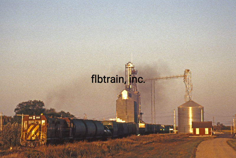 RRV1995090026 - Red River Valley & Western, Mooreton, ND, 9-1995