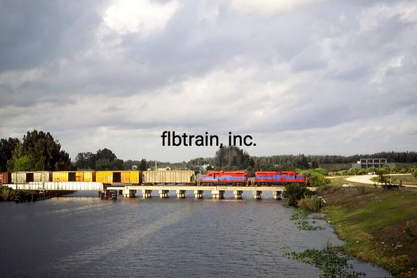 SCF1992020029 - South Central Florida Express, Moore Haven, FL, 2/1992