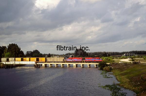 SCF1992020028 - South Central Florida Express, Moore Haven, FL, 2/1992