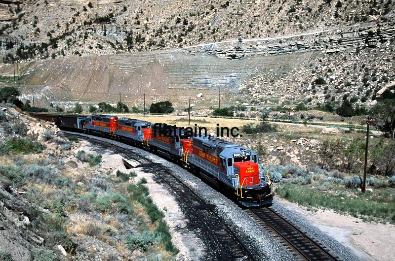 UT1992070013 - Utah Railway, Helper, UT, 7/1992