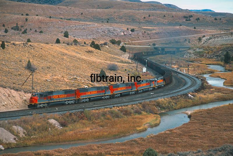 UT2005100025 - Utah Railway, Kyune, UT, 10/2005