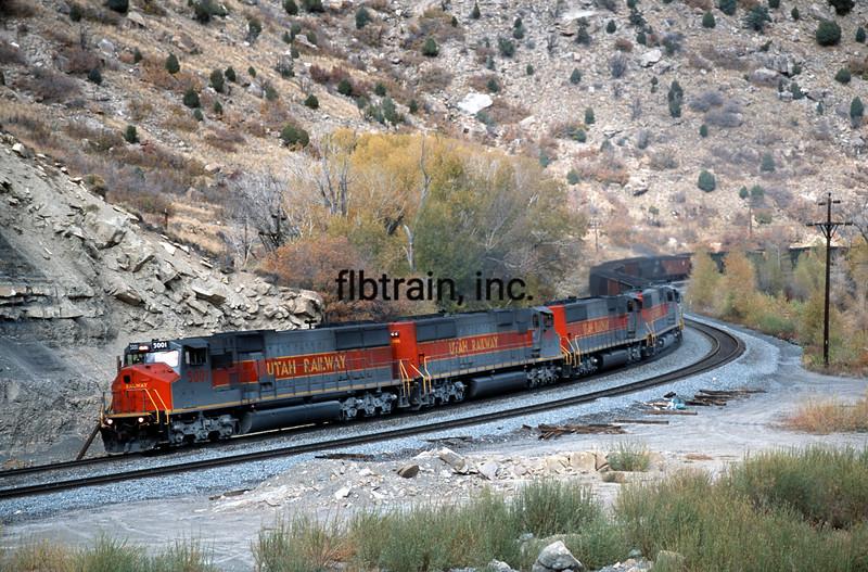 UT2005100019 - Utah Railway. Lynn, UT, 10-2005