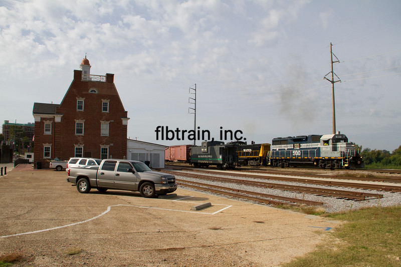 VSOR2013100043 - Vicksburg Southern, Vicksburg, MS, 10/2013