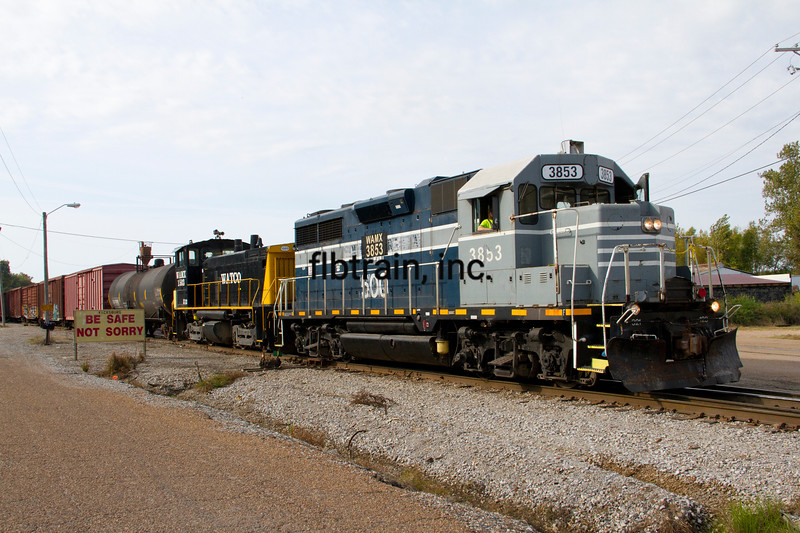 VSOR2013100008 - Vicksburg Southern, Vicksburg, MS, 10/2013