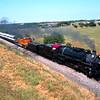 BNSF2001055122 - BNSF, Haslet, TX, 5-2001