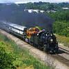 BNSF2001055112 - BNSF, Haslet, TX, 5/2001