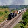 BNSF2001055055 - BNSF, Haslet, TX, 5-2001