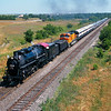 BNSF2001055064 - BNSF, Haslet, TX, 5-2001