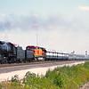 BNSF2001055136 - BNSF, Saginaw, TX, 5-2001