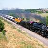 BNSF2001055121 - BNSF, Haslet, TX, 5/2001
