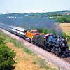 BNSF2001055118 - BNSF, Haslet, TX, 5-2001
