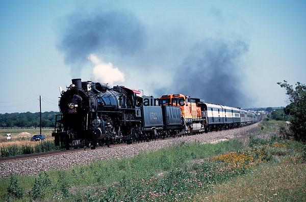 DAS2001055037 - BNSF, Ponder, TX, 5/2001