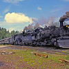 CT1999070099 - Cumbres & Toltec, Cumbres Pass, CO, 7/1999