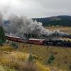 CT2008100024 - Cumbres & Toltec, Los Pinos, CO, 10/2008
