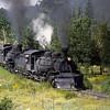 CT1999070016 - Cumbres & Toltec, Lobato, NM, 7-1999