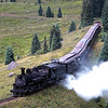 CT1999070110 - Cumbres & Toltec, North Cumbres, NM, 7-1999