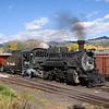 CT2008105002 - Cumbres & Toltec, Chama, NM, 10/2008