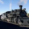 CT2008100508 - Cumbres & Toltec, Chama, NM, 10/2008