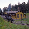 CT1988070099 - Cumbres & Toltec, Cumbres Pass, NM, 7/1988