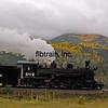 CT2008100038 - Cumbres & Toltec, Los Pinos, CO, 10/2008