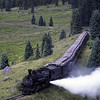 CT1999070108 - Cumbres & Toltec, Los Pinos, CO, 7-1999