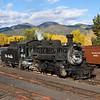 CT2008105210 - Cumbres & Toltec, Chama, NM, 10/2008