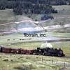 CT1988070073 - Cumbres & Toltec, Los Pinos, CO, 7/1988