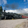 CT2008104003 - Cumbres & Toltec, Cumbres Pass, NM, 4-2008