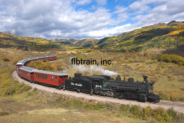 CT2008104703 - Cumbres & Toltec, Dalton, NM, 10-2008