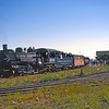 CT1988070005 - Cumbres & Toltec, Antonito, CO, 7/1988