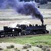 CT1988070074 - Cumbres & Toltec, Los Pinos, CO, 7/1988