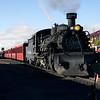 CT2008100502 - Cumbres & Toltec, Chama, NM, 10/2008