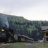 CT1988070096 - Cumbres & Toltec, Cumbres, NM, 7/1988