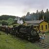 CT1988070090 - Cumbres & Toltec, Cumbres Pass, NM, 7-1988