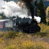 CT2008103007 - Cumbres & Toltec, Lobato, NM, 10/2008