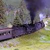 CT1999070029 - Cumbres & Toltec, Lobato, NM, 7/1999