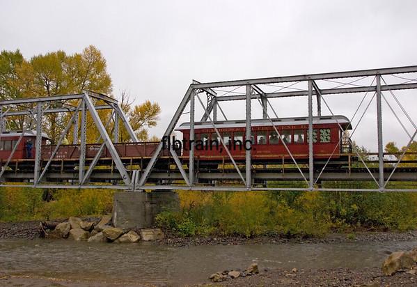 CT2008100048 - Cumbres & Toltec, Chama, NM, 10/2008