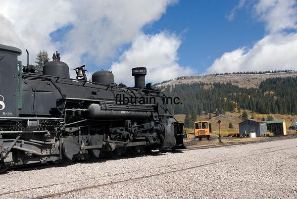 CT2008103611 - Cumbres & Toltec, Cumbres, NM, 10-2008
