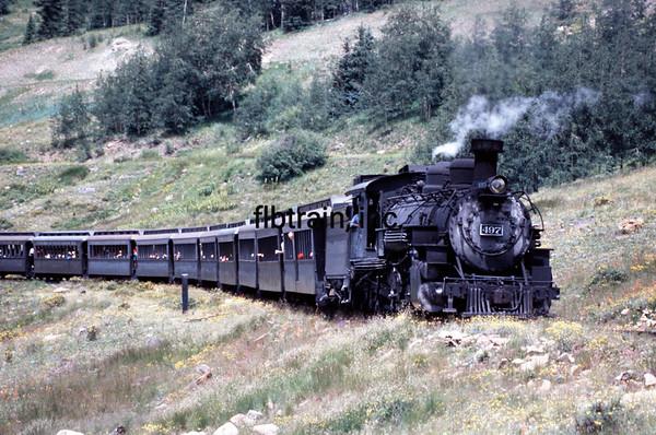 CT1999070125 - Cumbres & Toltec, Los Pinos, CO, 7/1999