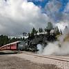 CT2008103607 - Cumbres & Toltec, Cumbres Pass, NM, 10-2008