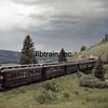 CT1988070101 - Cumbres & Toltec, Cumbres Pass, NM, 7/1988