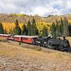 CT2008104507 - Cumbres & Toltec, Coxco, NM, 10-2008