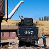 CT2008105376 - Cumbres & Toltec, Osier, CO, 10/2008