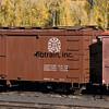 CT2008105207 - Cumbres & Toltec, Chama, NM, 10/2008
