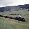 CT1988070080 - Cumbres & Toltec, Lobato, NM, 7/1988