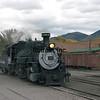 CT2008100008 - Cumbres & Toltec, Chama, NM, 10/2008