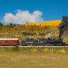 CT2008101000 - Cumbres & Toltec, Lobato, NM, 10/2008