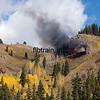 CT2008103400 - Cumbres & Toltec, Coxco, NM, 10/2008