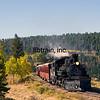 CT2008105325 - Cumbres & Toltec, Sublette CO, 10/2008
